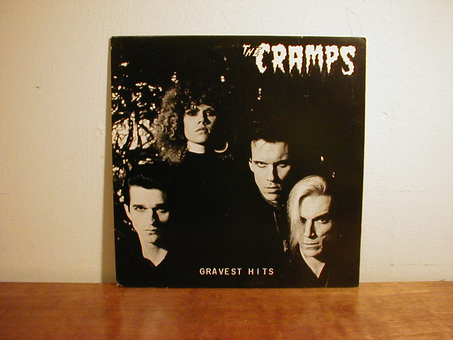 Cramps, Gravest Hits I.R.S./Illegal Records SP501 Produced by Alex Chilton .